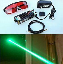 12 Watt Green Laser Module Head Diode 520nm Engraving Cutter Machine Full Kit