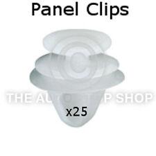 Panel Clips Peugeot/Citroen Inc 1007/C5/C4 Picasso Doors Panels 25pk 10435mu