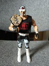WWE Jakks Classic Superstars Figure Hollywood Hulk Hogan with Belt nWo