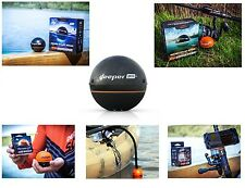 Deeper Smart Sonar pro / plus /GPS/ Wifi Echo Sounder/Holder/Covers/Mounting Arm