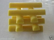 4XO.50 (HALF) OZ BEESWAX BLOCKS, BAR -100% Pure Yellow Bees wax, CANADIAN wax