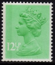 GB 1982 Machin Definitive 12 1/2p light emerald SG X899 MNH (1 band at right)