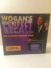 """""""Wogan's Perfect Recall"""" Board Game - contents still sealed"""