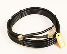 LMR 400 Equivalent Coax Cable - 20 Feet, Pre-Cut, N-Male Connectors (TS340020)