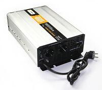 Spannungswandler USV 12V 2000/4000 Watt reiner SINUS Inverter Wechselrichter NEU