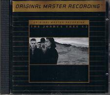U2 The Joshua Tree MFSL Gold CD UDCD 650 UII ohne J-Card NM