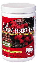 AIM Herbal Fiberblend Raspberry Powder (Colon Cleanse) 13 oz FREE PRIORITY SHIP!