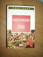 HANS KUNG - CRISTIANESIMO -ESSENZA E STORIA - ED:SAGGI BUR - ANNO:1999 (XR)
