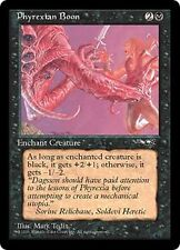 Phyrexian Boon B X4 FINE/PLAYED Alliances MTG Magic Cards Black Enchantment