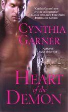 Cynthia Garner  Heart Of The Demon  Paranormal Romance  Pbk NEW