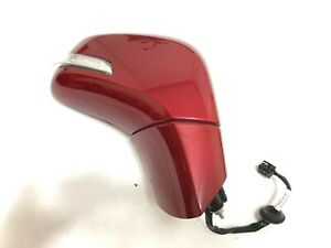 Buick Encore Passenger Right Door Side Mirror 2013 2014 2015 2016 Red Pearl GYO