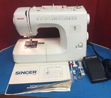 Serviced! 24 Stitch Singer Sewing Machine Quantum 2623 USA 150th Anniv Free Arm