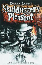 Skulduggery Pleasant By Derek Landy. 9780007254415
