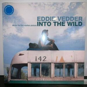 Eddie Vedder - Into The Wild Soundtrack - Blue Sky Coloured Vinyl LP NEW SEALED