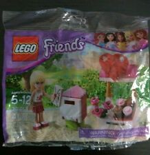 LEGO FRIENDS – #30105 Mailbox with Stephanie Brand New in Sealed Polybag