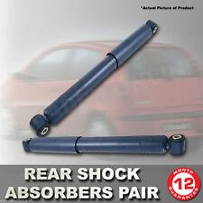 FIAT PUNTO 1.2 MK2 1999-06 REAR SHOCK ABSORBERS X 2 NEW SHOCKERS SHOCKS DAMPERS