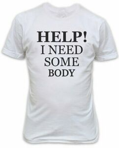 HELP! I need somebody! T-Shirt - Cool lyrics gift Beatles inspired