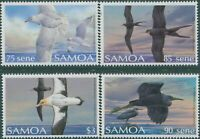 Samoa 1988 SG798-801 Bird set MNH