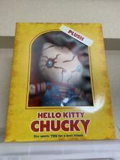Sanrio Hello Kitty Chucky Plush Doll Stuffed Toy USJ JAPAN Limited Japan F/S