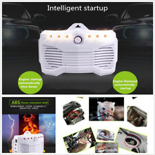 4-in-1 60W Car Intelligent Electronic Ultrasonic Rat Pest Repeller ABS Material