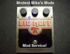 "Big Muff and Black Russian ""Gilmour"" Mod Service - Send us your pedal!"