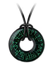 GENUINE Alchemy Gothic Pendant - Angel Ring | Men's Ladies Alternative Necklace