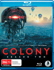 Colony: Season Two [New Blu-ray] Australia - Import