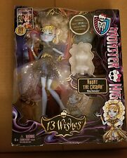Mattel Monster High 13 Wishes Haunt The Casbah Abbey Bominable Doll & Acces NIB