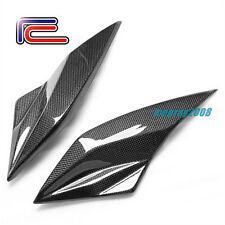 RC Carbon Fiber Headlight Side Panels Covers Guards KAWASAKI Z1000 10 11 12 13