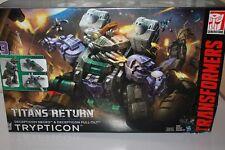 TRANSFORMERS TRYPTICON TITANS RETURN   DAMAGED BOX