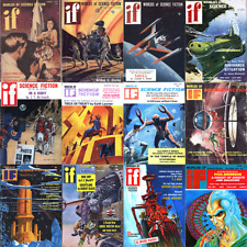 If Worlds of Science Fiction Magazine 176 Issues in Pdf Form on 2 Dvds