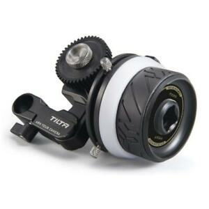 TILTA MINI DSLR Follow Focus FF-T06 Lens Zoom Control for A7 GH5 BMPCC 4K 6K 5D4