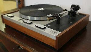 Thorens TD 125 MKII Turntable Germany Excellent Condition Free Shipping