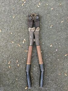 Burndy MD6-6 crimping tool