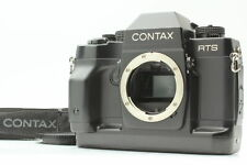 [Exc+5] Contax RTS III 35mm SLR Film Camera Black Body Only From Japan