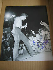 JELLO BIAFRA signed 8x10 photo - Dead Kennedys - Proof