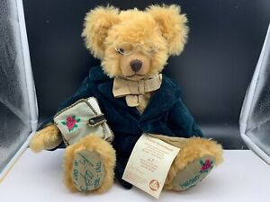 Hermann Teddy Bear 15 11/16in Limited Unbespielt. Very Good Condition