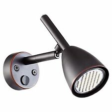 Stylish Camping 12V LED Reading Light Fixture - Oil Rubbed Bronze