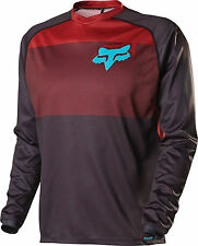 Fox Racing Indicator L/S Long Sleeve Jersey Red