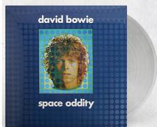 DAVID BOWIE Space Oddity Tony Visconti 50th Anniversary Mix SILVER VINYL New