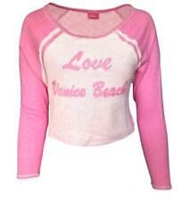 VENICE BEACH Damen Sweatshirt Pullover Pulli rosa GR. 38 NEU - SW11