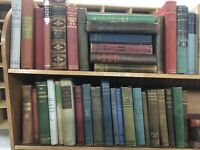 Lot of 10 Antique Collectible Vintage Old Rare Hard To Find Books *MIX UNSORTED*