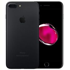 APPLE IPHONE 7 PLUS 32GB BLACK ACCESSORI SPEDIZIONE + GARANZIA 12 MESI GRADO A/B