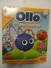 Ollo in The Sunny Valley Fair (Windows/Mac, 2002) NEW SEALED BIG BOX