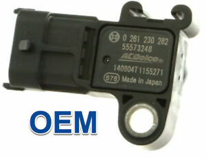 Absolute Manifold Pressure Sensor MAP ACDELCO GMC OEM # 12591290