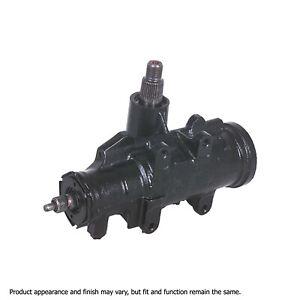 Steering Gear Cardone 27-6537 Reman