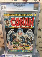 Conan the Barbarian # 22 CGC 7.0 The Shadow of the Vulture...