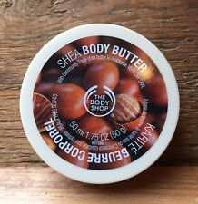 Body Shop Shea Body Butter/50ml Size/New/Travel Size/With Shea Butter