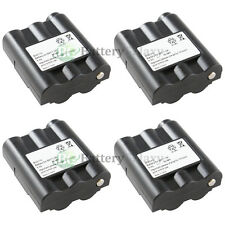 4 Two-Way Radio Battery for Midland GXT-795 800 850 900 950 1000 1050 500+SOLD