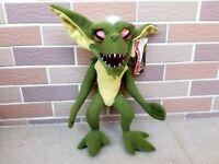 "Gremlins Stripe Green 12"" Official Movie Plush Toy Warner Bros. Stuffed"